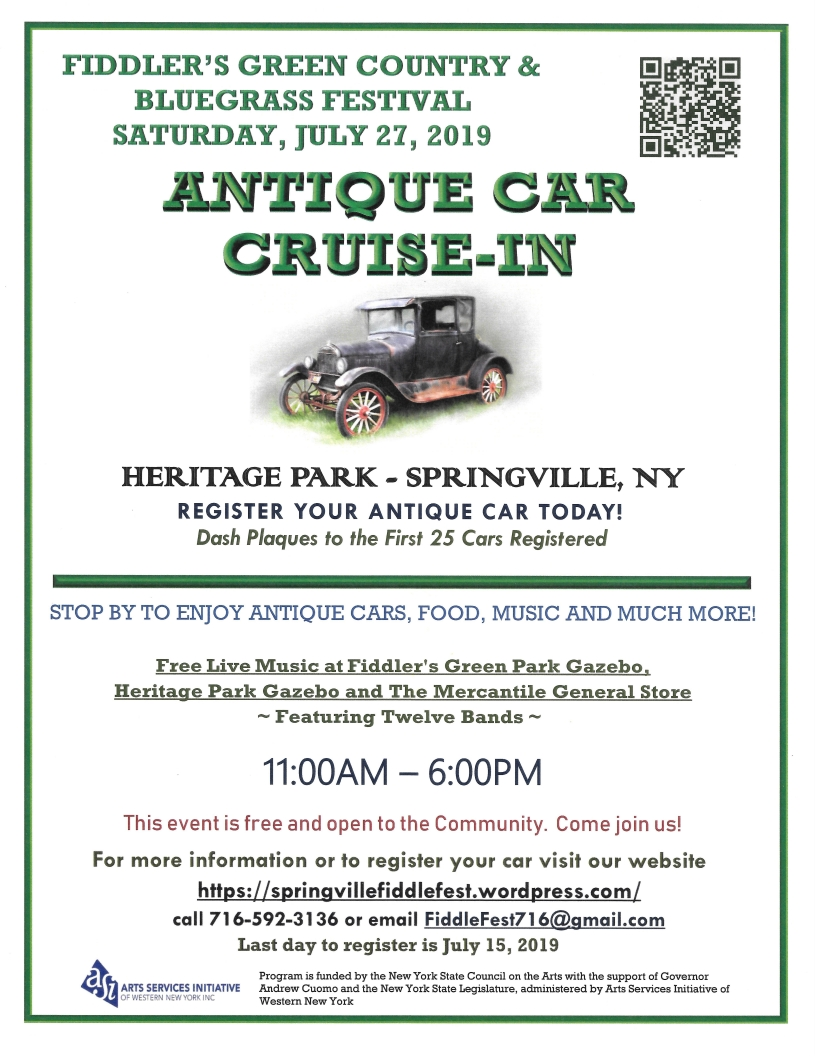 Cruise-In Flyer