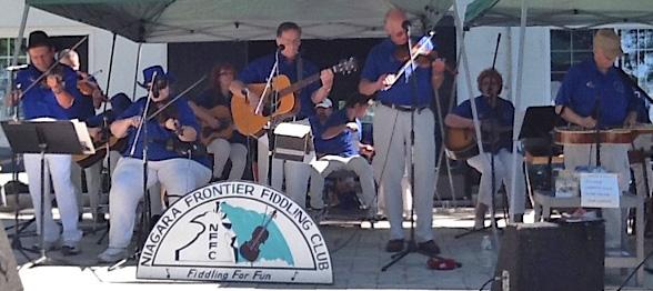 Niagara Frontier Fiddlers