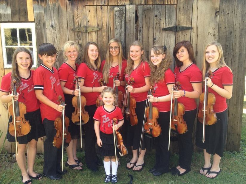 WNY Fiddle Kids