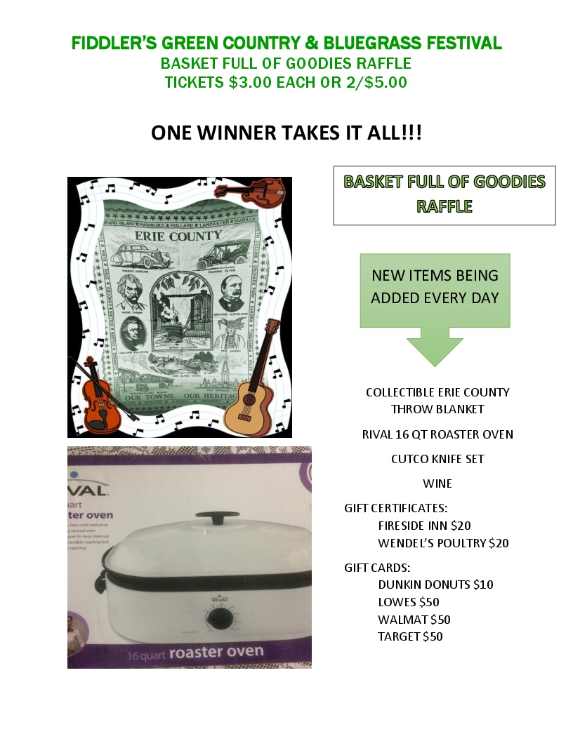 Baskets Full flyer