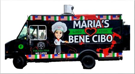 Maria's Bene Cibo Truck